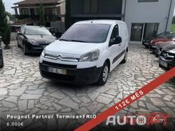 Peugeot Partner Térmica+Frio Iva Dedutível! / 112€ Mês
