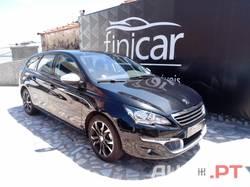 Peugeot 308 1.6 hdi 120cv