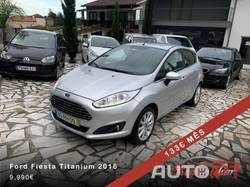 Ford Fiesta Titanium 1.0 /133€ Mês