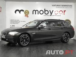BMW 518 D TOURING EXCLUSIVE