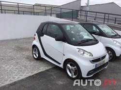 Smart ForTwo coupe, cdi
