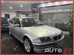 BMW 320 D Touring - Nacional