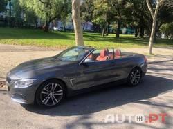 BMW 420 Cabrio Sport line