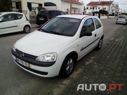 Opel Corsa 1.7 DTI Sport Van