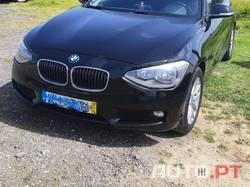 BMW 116 Efficient dynamic