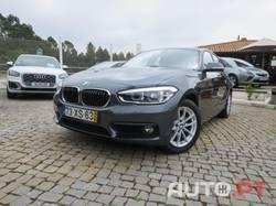 BMW 116 d Avantgarde (GPS)