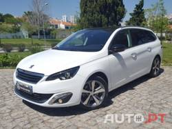 Peugeot 308 SW 2.0 BlueHDI