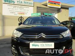 Citroen C4 e-Hdi 115 Airdr Exclusive