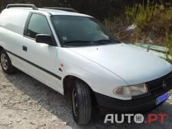 Opel Astra Caravan 1.7 D