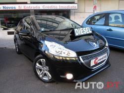 Peugeot 208 1.4 HDi Allure ***VENDIDO*** DIESEL NACIONAL Só 90.000KMs Muitos Extras