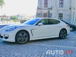 Porsche Panamera Platinum Edition 3.0D SPORT