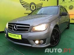 Mercedes-Benz C 200 ST C200 AVANTGARD AMG