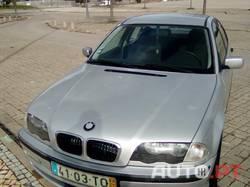 BMW 320 Sedan E46