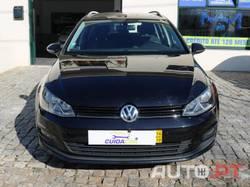 Volkswagen Golf Variant VII VARIANT 1.6 TDi Confort