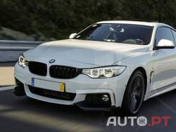 BMW 420 Coupe Pack M