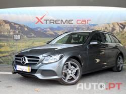 Mercedes-Benz C 200 D Motor 2.1 136CV Avantgarde + AUTO.
