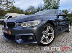 BMW 420 d Grand Coupe Pack-M