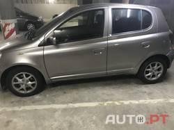 Toyota Yaris 1,4 D 4 D