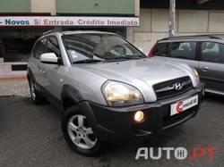 Hyundai Tucson 2.0 CRDi *SÓ 182€/MÊS FIXOS* Style 2WD 140cv 6Vel. Só 116.000KM SUV DIESEL