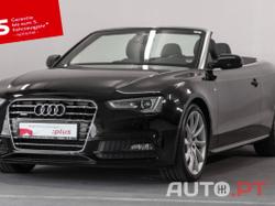 Audi A5 2.0 TDI Cabriolet quattro S-line