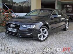 Audi A5 2.0 Tdi Business Line GPS (NACIONAL)