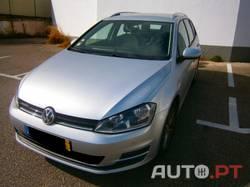 Volkswagen Golf Variant Variant 1.6 TDI 105 Cv Confortline