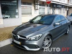 Mercedes-Benz CLA 200 d Auto AMG Line 136cv