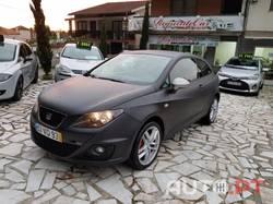 Seat Ibiza 2.0 TDi FR Preto MATE