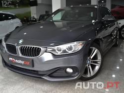BMW 418 4 GRAN COUPE 418D CONFORT LINE