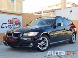 BMW 318 d Touring Navigation