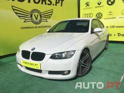 BMW 320 dA Coupé