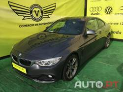 BMW 420 d Sport Line