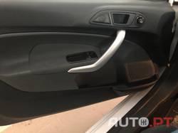 Ford Fiesta Tittanium