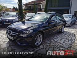 Mercedes-Benz C 200 BlueTEC Avantgarde