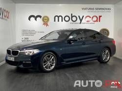 BMW 520 D Pack M Auto NACIONAL