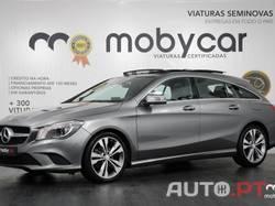 Mercedes-Benz CLA 200 Shooting Brake Sensation