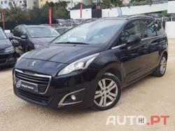 Peugeot 5008 1.6 BlueHDI Allure