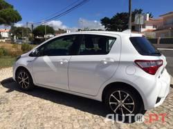 Toyota Yaris COMFORT PACK STYLE