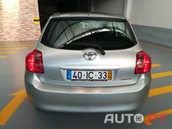 Toyota Auris D4D 6Vel. Diesel 5Lugares 1Dono