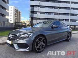 Mercedes-Benz C 180 d AMG Line Aut.