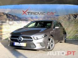 Mercedes-Benz A 180 D LOOK AMG AUTO