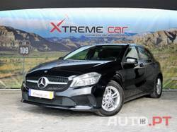 Mercedes-Benz A 180 1.5 CDI STYLE EDITION