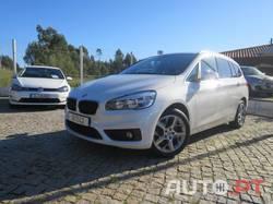 BMW 218 d Gran Tourer 7L Advantage (GPS)
