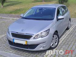 Peugeot 308 SW 1.6 BlueHDI 120Cv