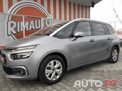 Citroen C4 Grand Picasso BLUE 1.6 HDI