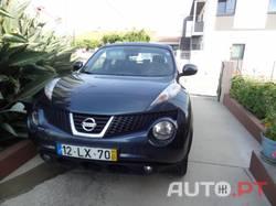 Nissan Juke accenta