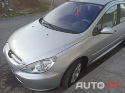 Peugeot 307 Hatchback (3A/C)