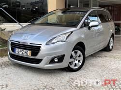 Peugeot 5008 1.6 HDI Allurre 120cv (7 Lug)
