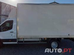 Ford Transit Connect 2.200c.c Contentor L4