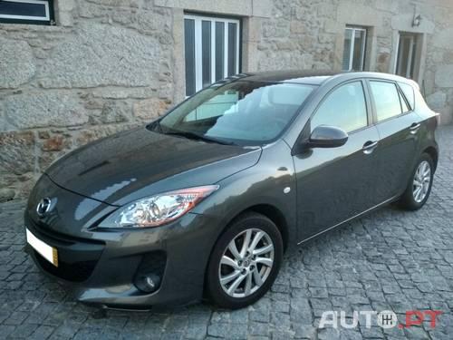 Mazda 3 1.6 MZ CD Exclusive Diesel Em Viana Do Castelo, Viana Do Castelo |  Auto.PT